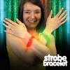 Fibre Optic Strobe Bracelets