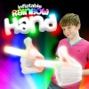 Flashing Inflatable Hand