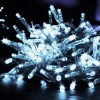 100 White LED Twinkling Connectables