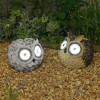 Solar Garden Owl Lights (2 Pack)