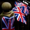 Union Jack 100 LED Bunting