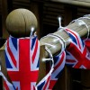 Union Jack 100 LED Bunting 