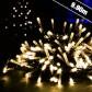 100 B/O Outdoor Timer LED String Lights