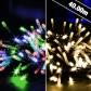 400 B/O Outdoor Timer LED String Lights