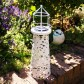 Solar Enameled Lighthouse