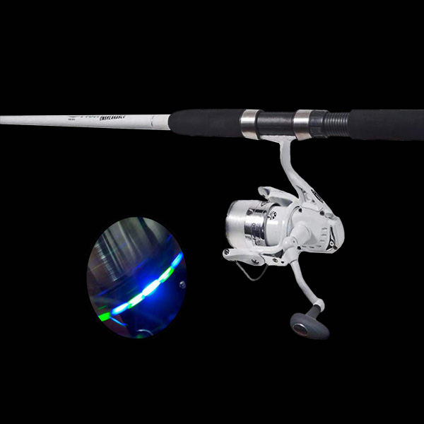 Image of Fishing Rod with LED Reel