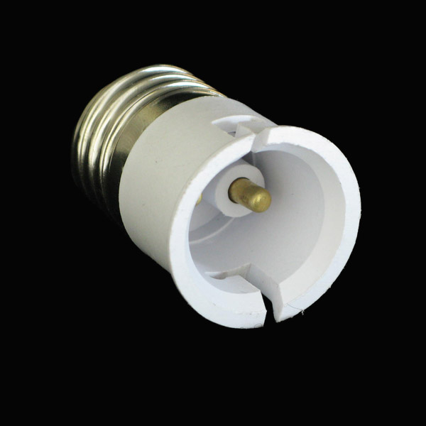 Click to view product details and reviews for E27 B22 Lamp Socket Converter 401087.