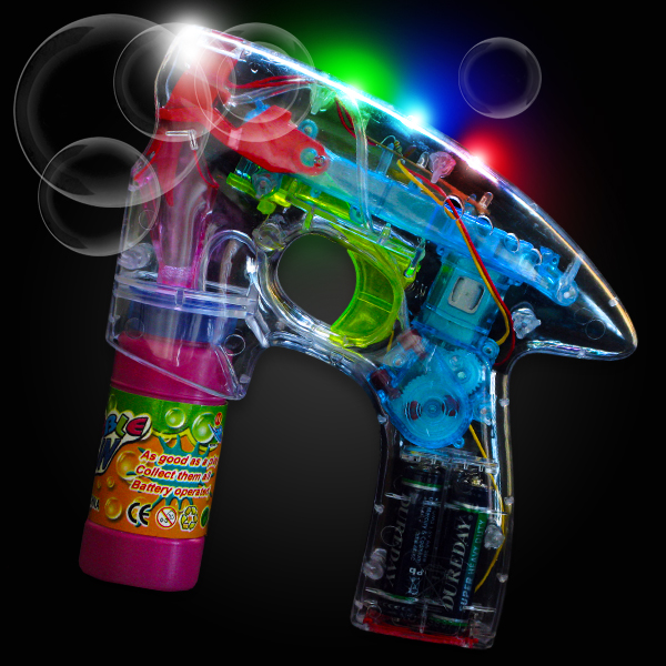 Image of Flashing Bubble Gun