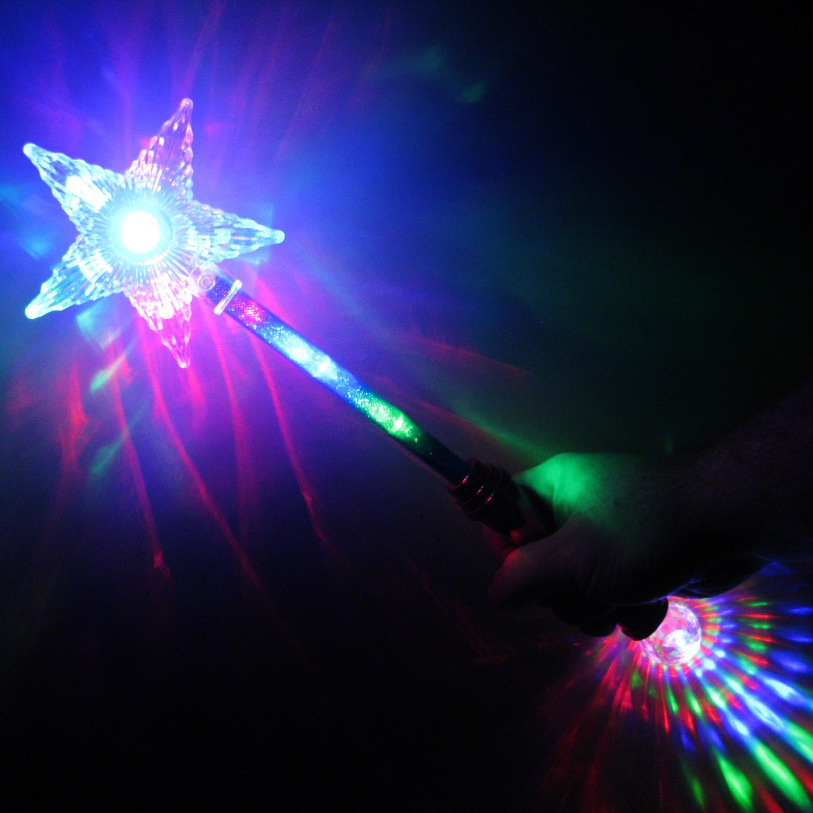 Flashing Star Wand Wholesale