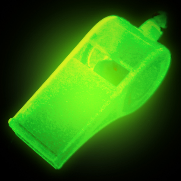 Click to view product details and reviews for Glow In The Dark Whistles.
