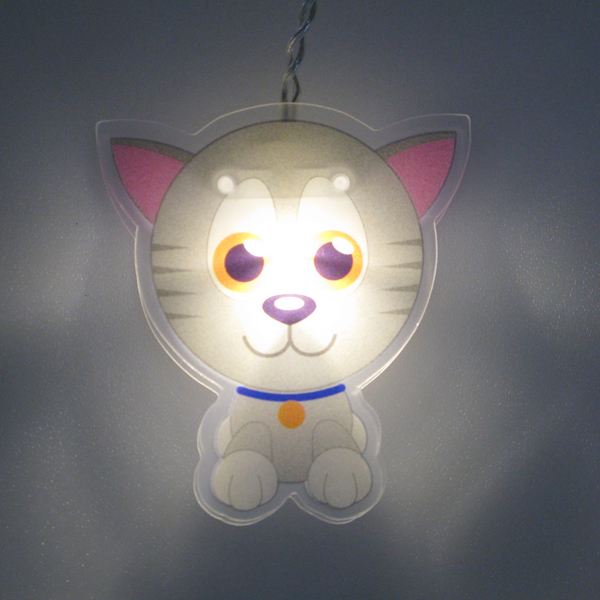 Click to view product details and reviews for Kitten Stringlights.