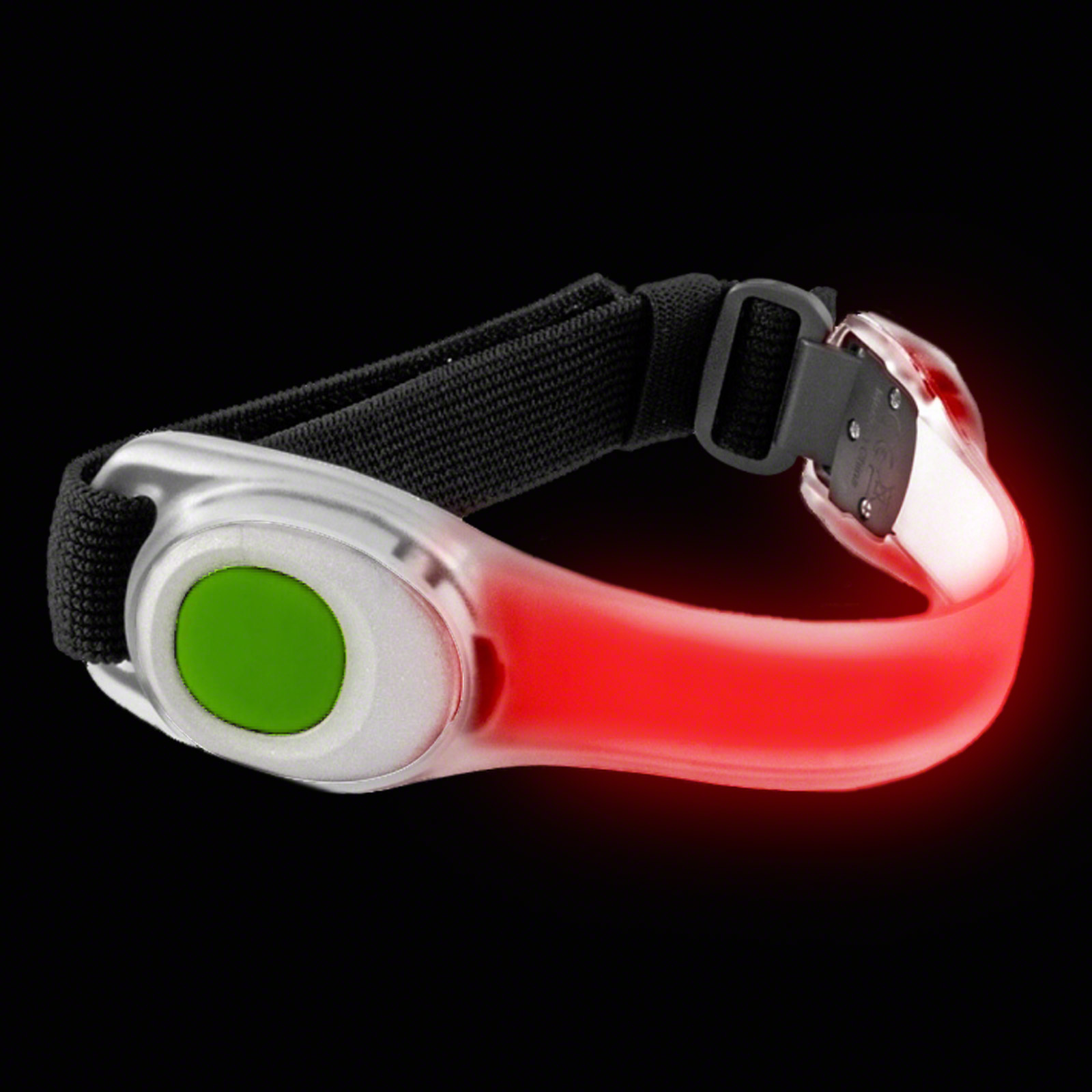 Click to view product details and reviews for Silicone Led Safety Armband.