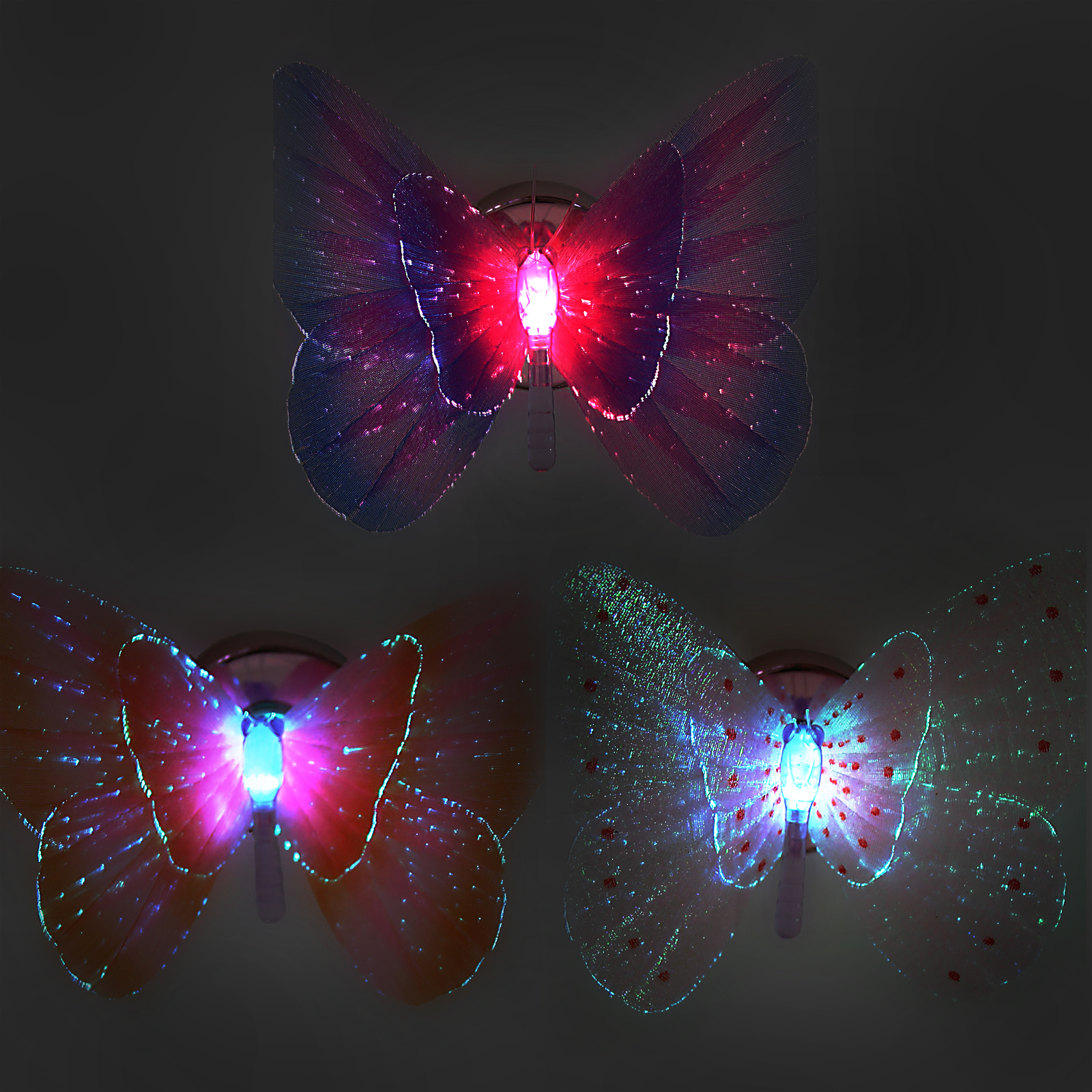Click to view product details and reviews for Led Magic Butterfly Light.