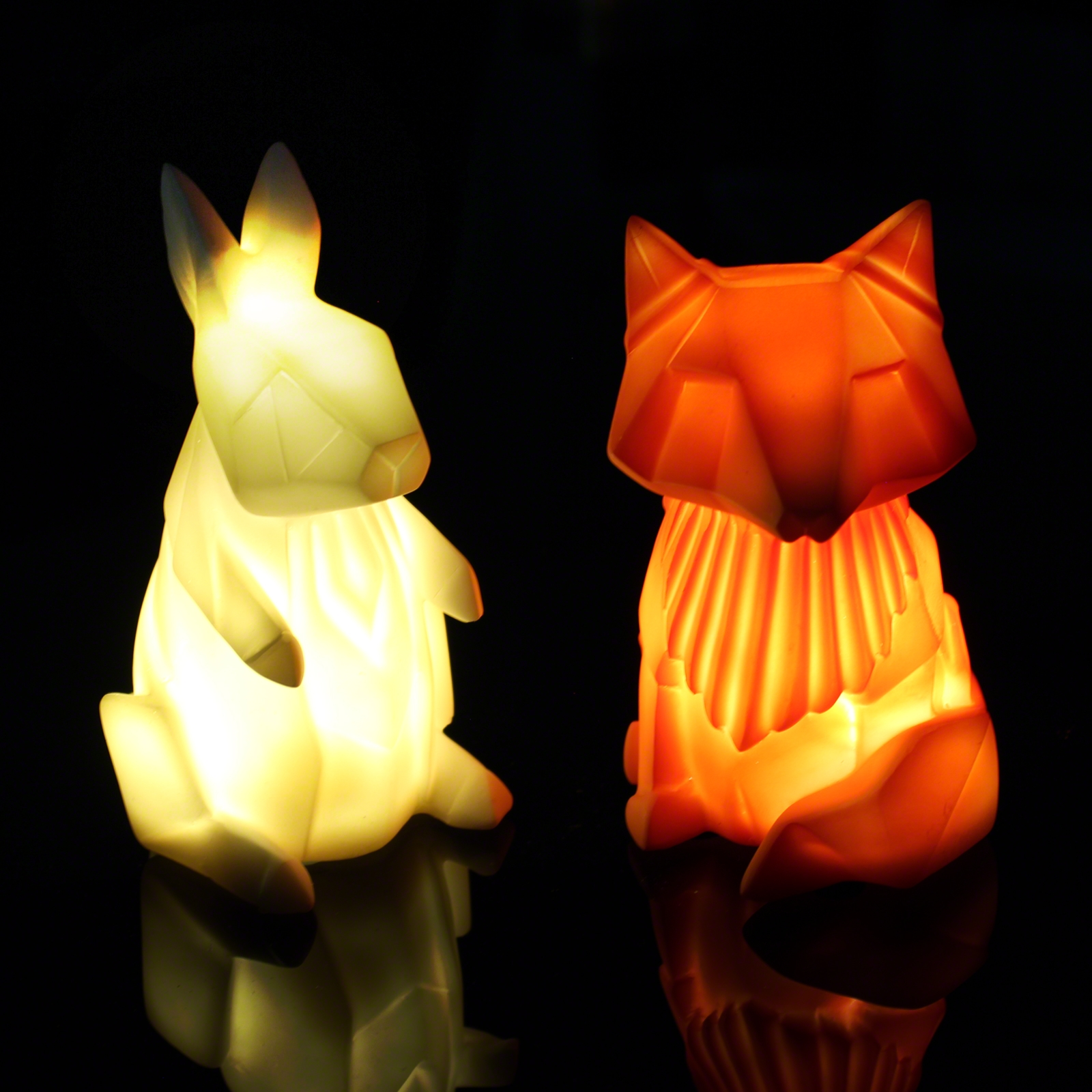 Click to view product details and reviews for Mini Usb Battery Origami Animal Light.