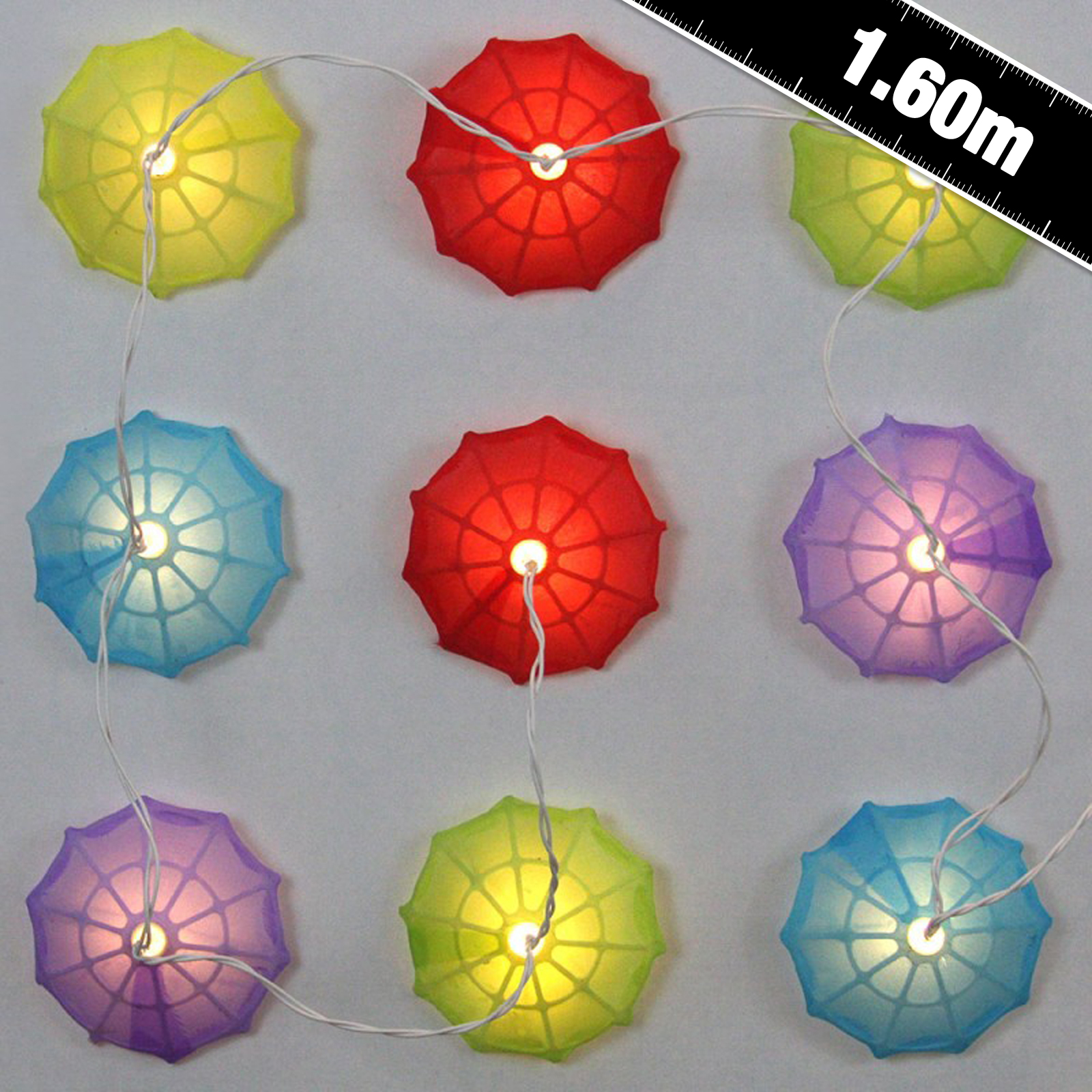 Click to view product details and reviews for Parasol String Lights.