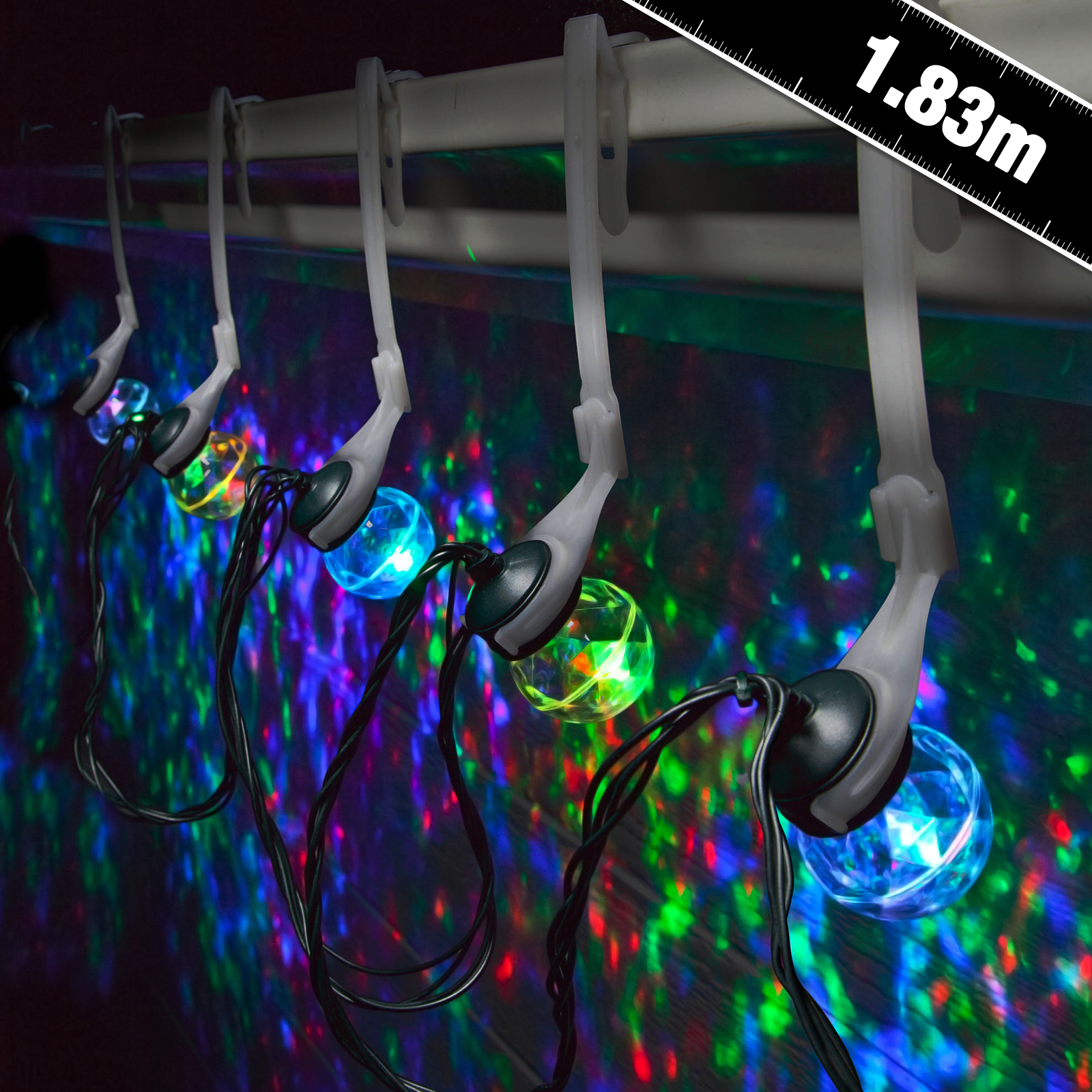 Click to view product details and reviews for Projector String Lights.