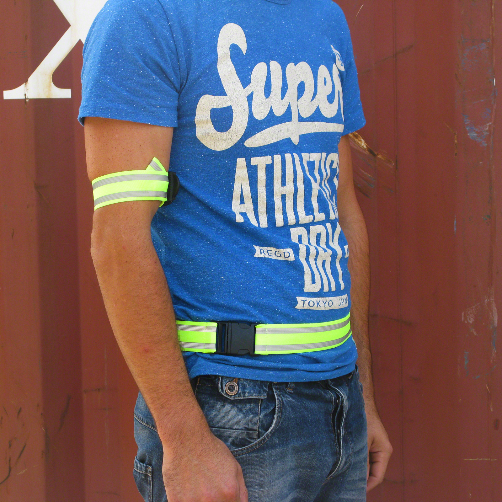 Click to view product details and reviews for Reflective Safety Bands 2 Pack.