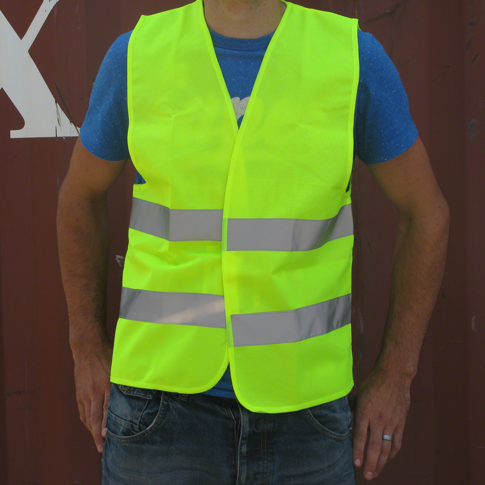 Click to view product details and reviews for Reflective Safety Vest.