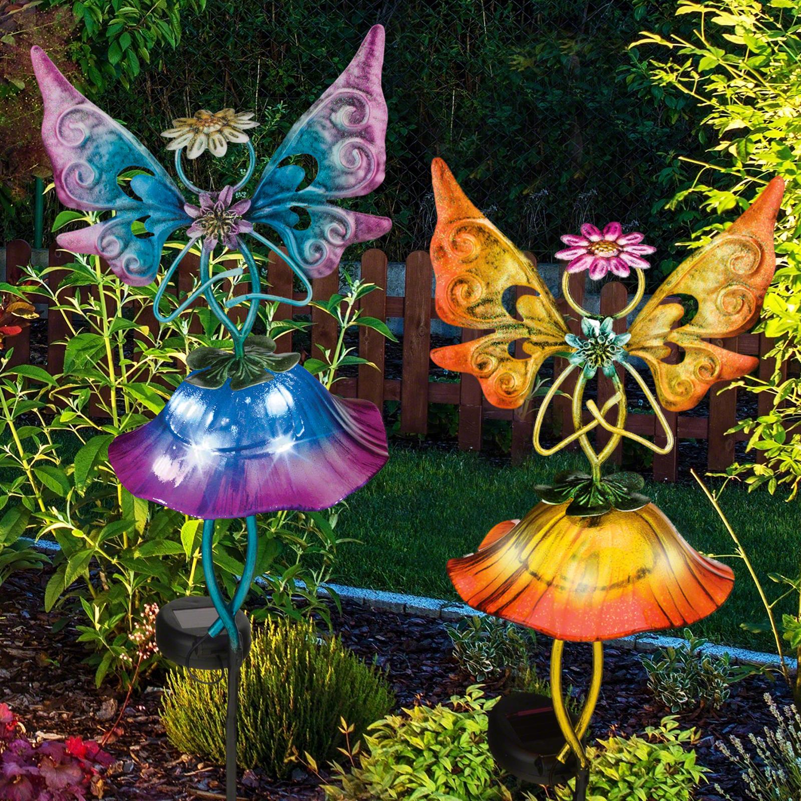 buy cheap solar powered garden lights compare lighting. Black Bedroom Furniture Sets. Home Design Ideas