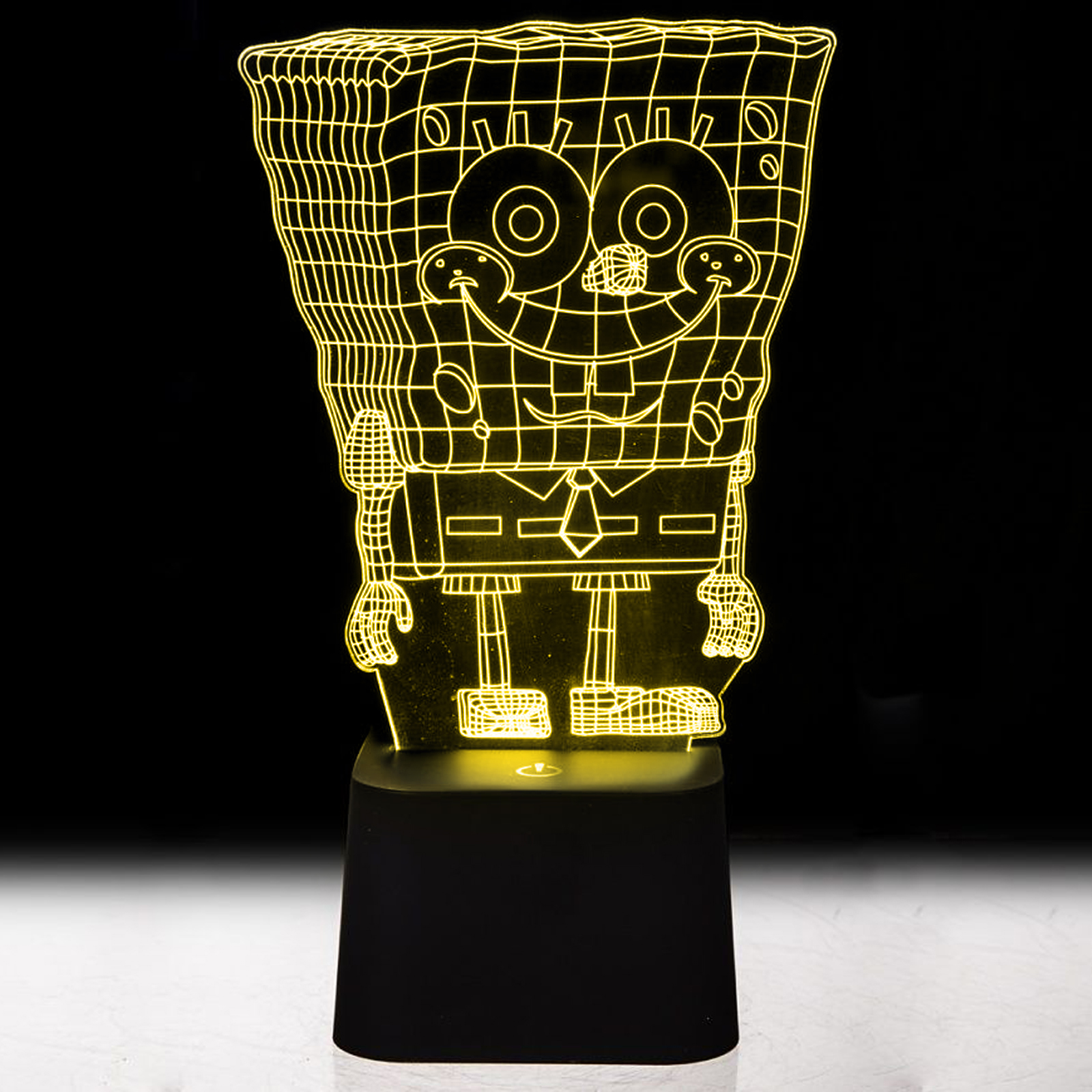 Click to view product details and reviews for Spongebob Acrylic Mood Light.