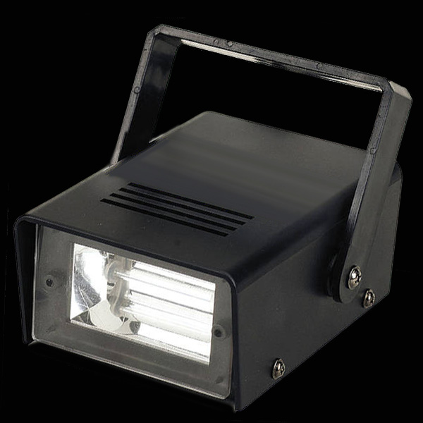 Disco Mini Strobe Light Battery Powered Multi LED Wall Mounted Adjustable Party eBay