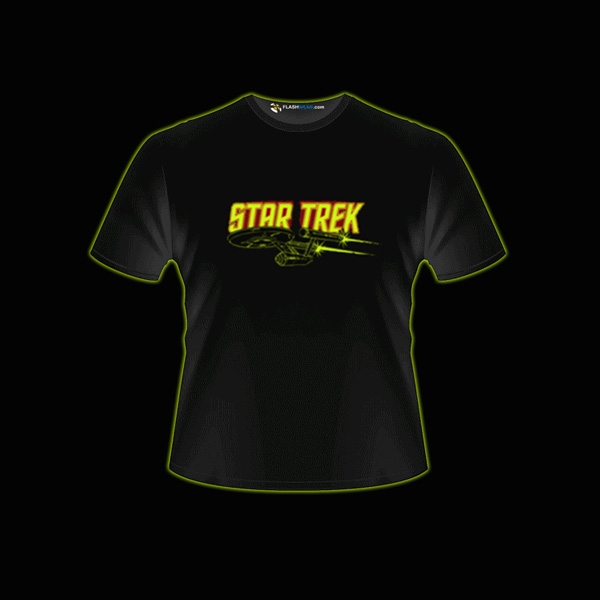 TStar Trek Enterprise Tqualiser Shirt
