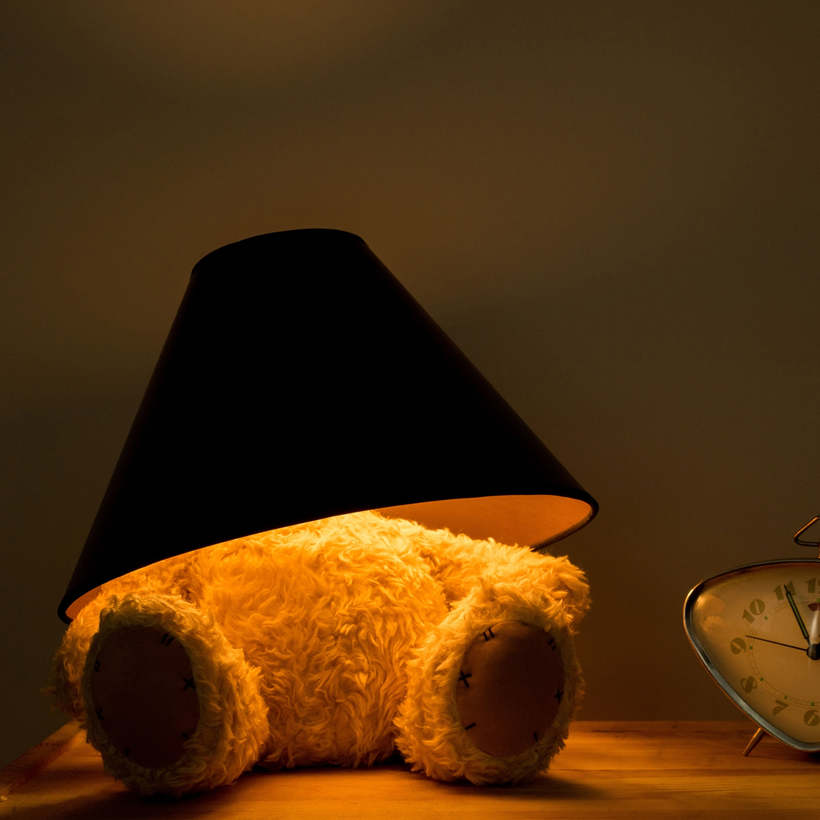 Click to view product details and reviews for Teddy Bear Lamp.