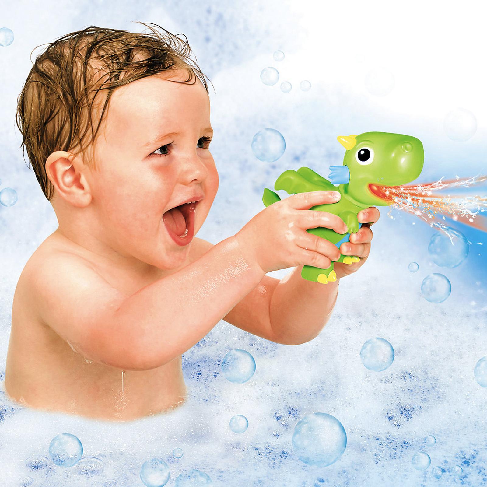Tomy Light Up Bath Dragon