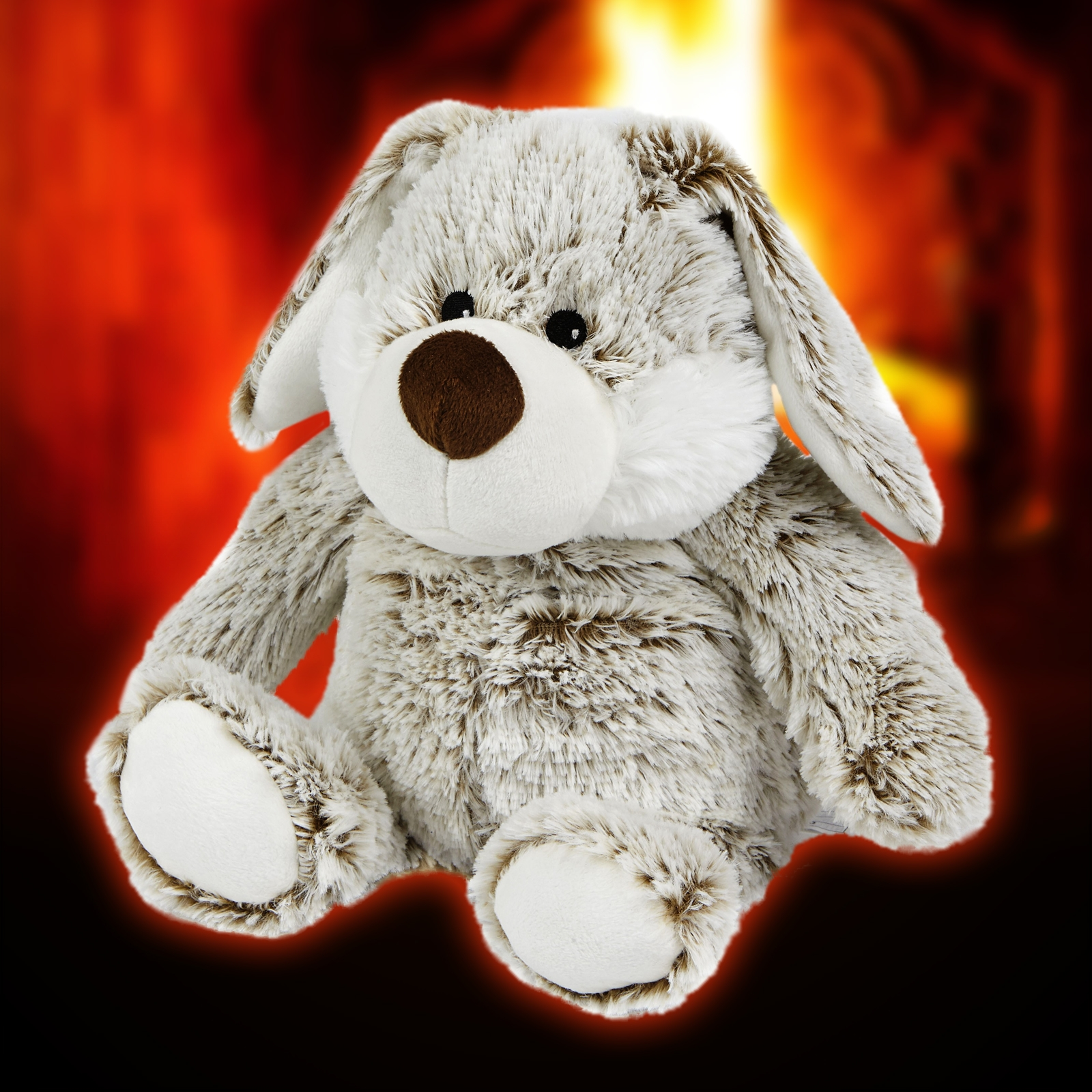 Click to view product details and reviews for Warmies Plush Marshmallow Bunny.