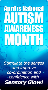 Autism Awareness: Sensory Glow