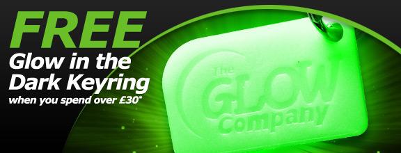Glow Company Keyring