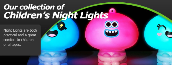 Childrens Night Lights