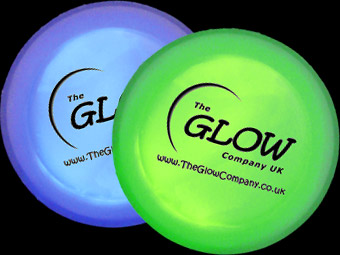 Promotional Glow Badges