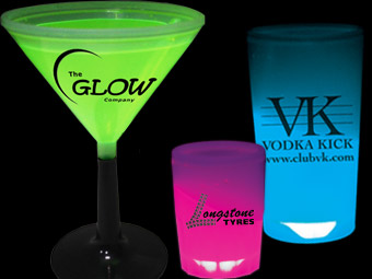 Promotional Glow Cups
