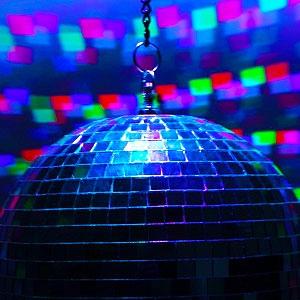 Disco Balls Glitter & Mirror Balls