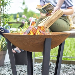 Fire Pits, Fire Bowls and Fire Baskets
