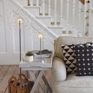 Floor Lamps & Twig Lights
