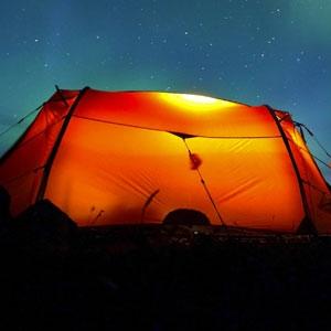 Glow Camping