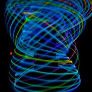 Glow Juggling & Skills