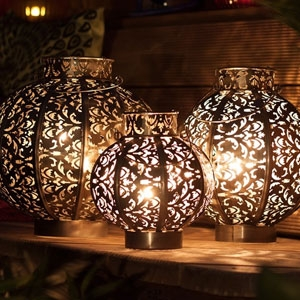 Lantern & Tabletop Lights