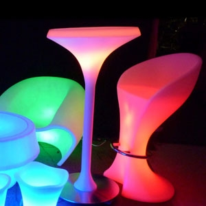Light Up Chairs