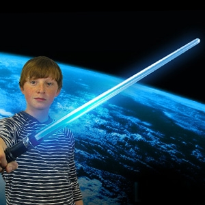 Light Up Swords
