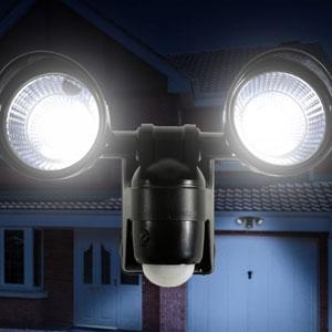 PIR & Security Lights