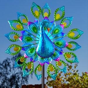 Solar Garden Ornaments