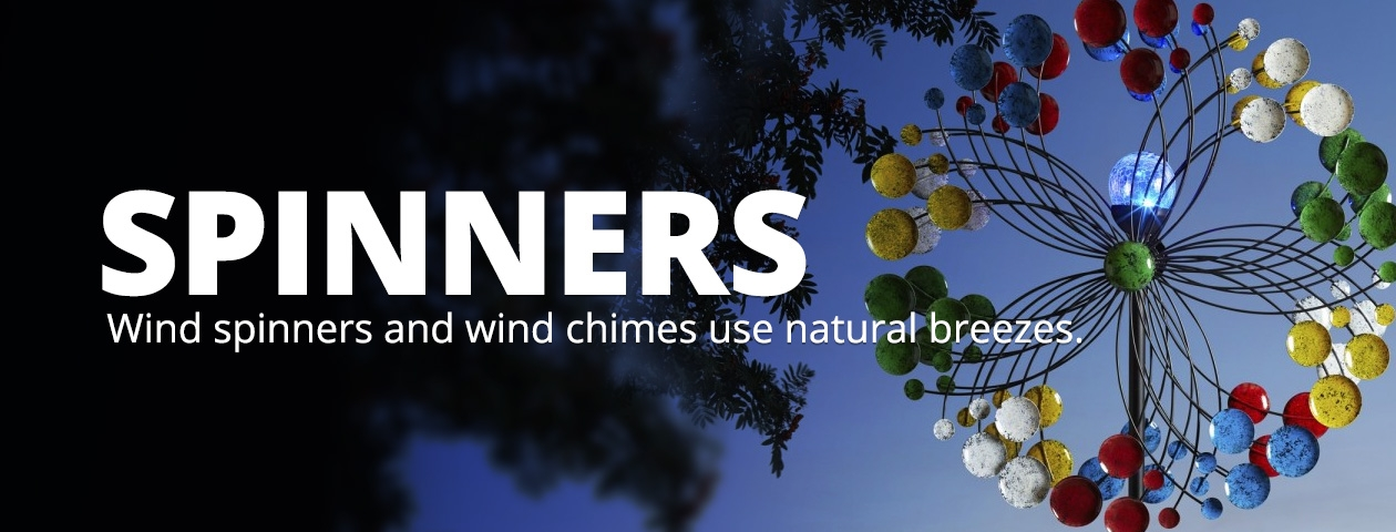 Wind Spinners & Chimes