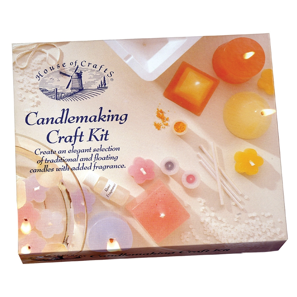 Click to view product details and reviews for Candlemaking Craft Kit.