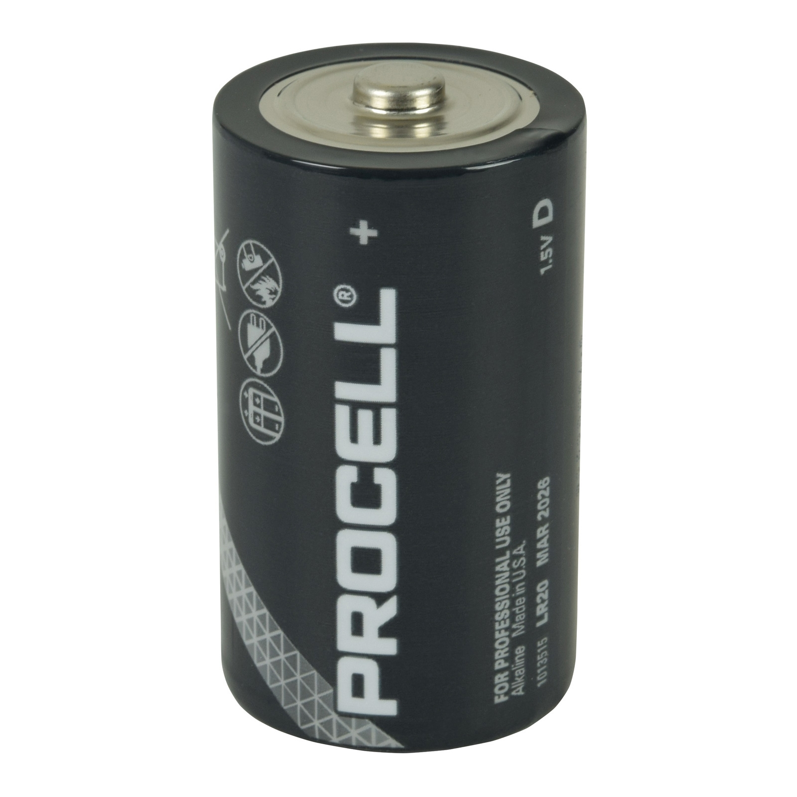 Click to view product details and reviews for 1 X Duracell Pro D Battery.