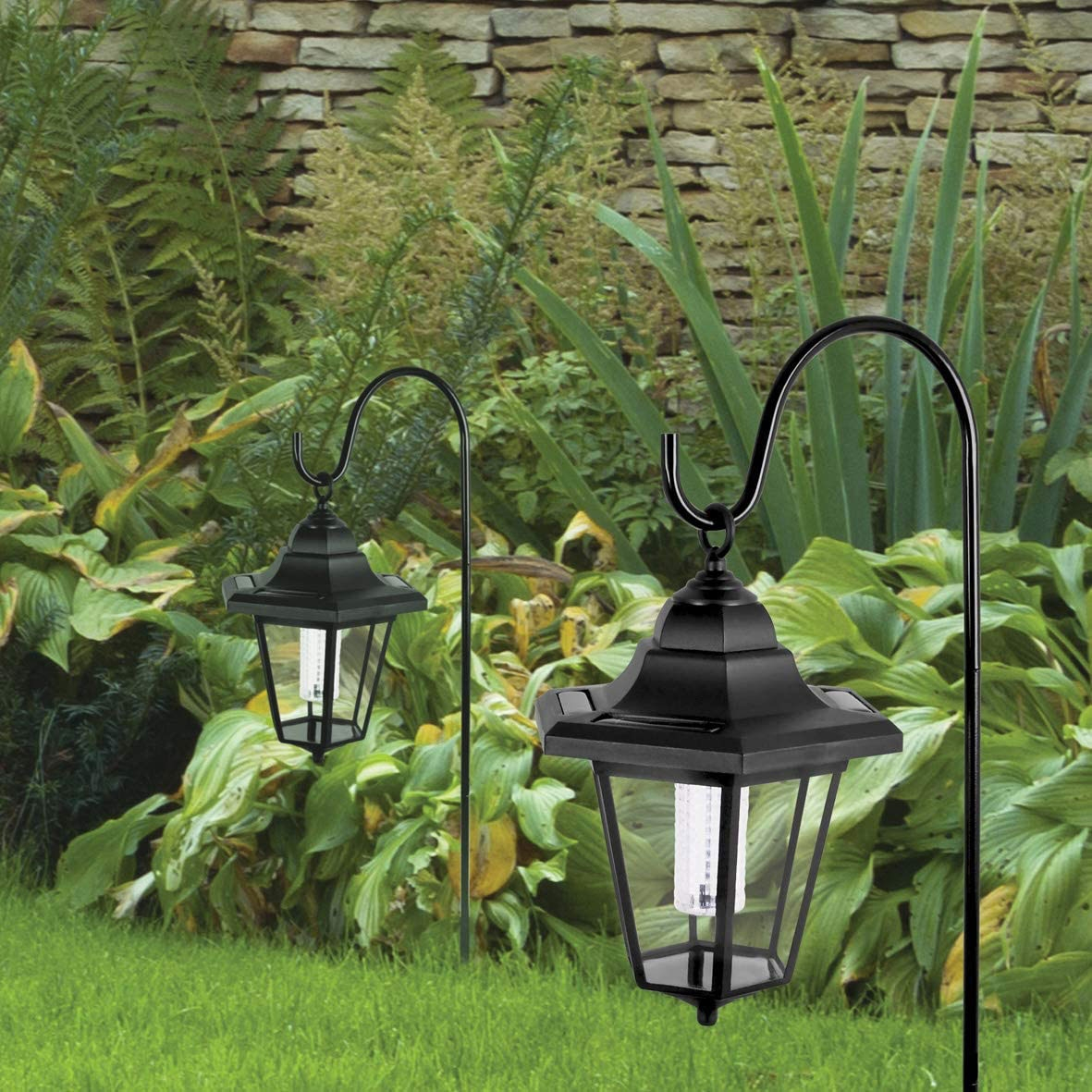 Click to view product details and reviews for Solar Shepherd Lanterns 2 Pack.