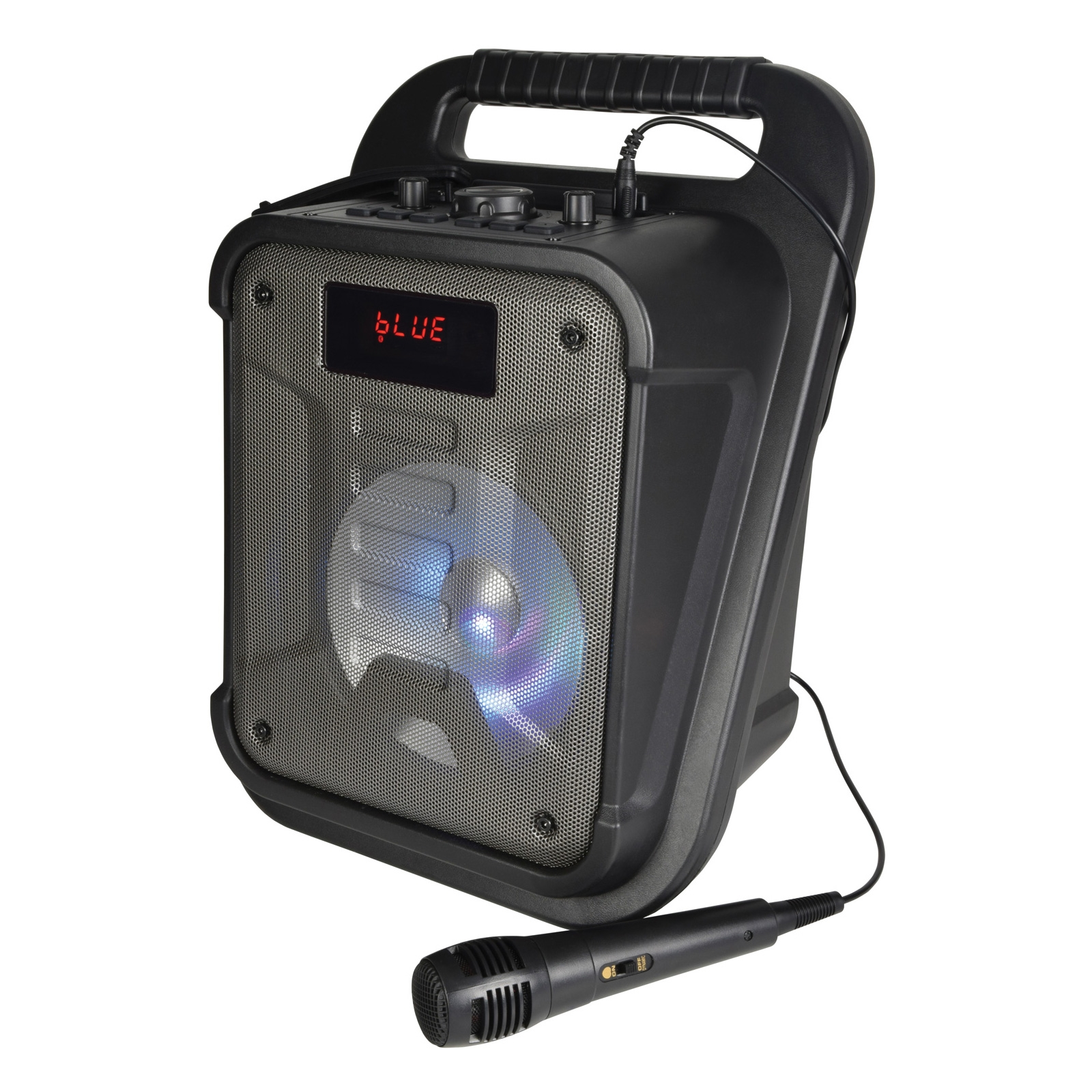 Click to view product details and reviews for Splash Proof Portable Bluetooth Party Speaker.