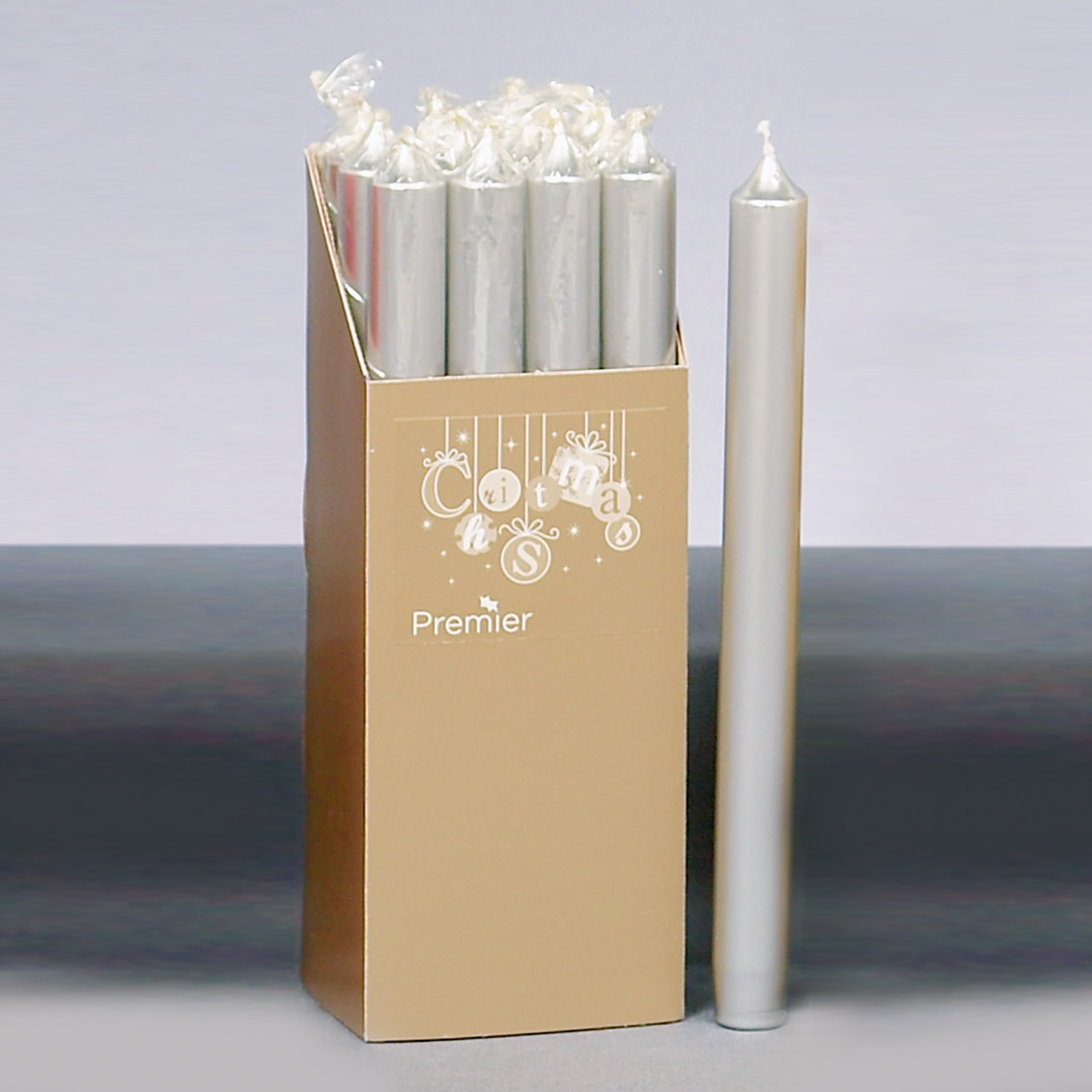 Click to view product details and reviews for 25cm Dinner Candles 12 Pack.